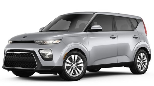 Kia Soul X-Line IVT 2021 Price in South Korea