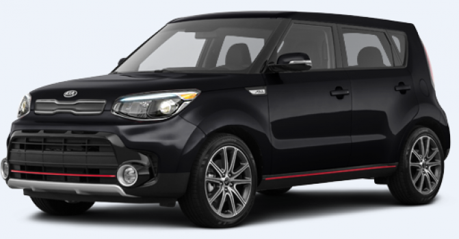 Kia Soul SX Turbo 2019 Price in Russia