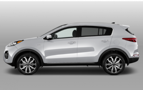 Kia Sportage EX AWD 2018 Price in Hong Kong
