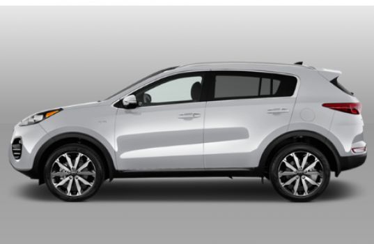 Kia Sportage EX Tech AWD 2018 Price in Hong Kong