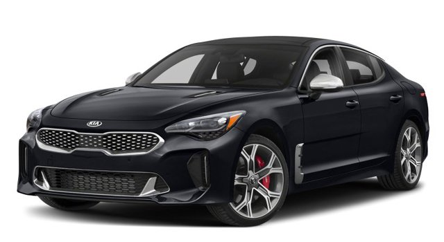 Kia Stinger GT-Line AWD 2021 Price in Spain