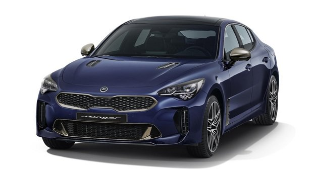 Kia Stinger GT1 2021 Price in Russia