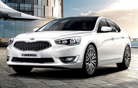 Kia Cadenza 3.5L Base Price in Indonesia