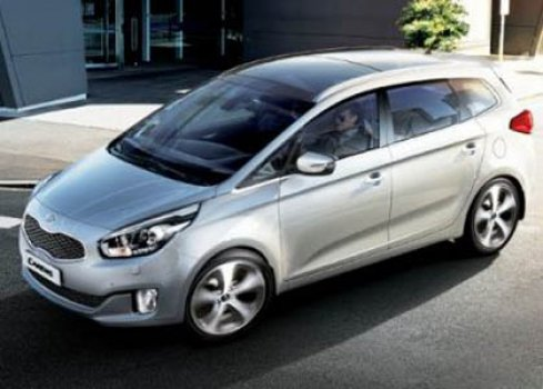 Kia Carens 1.6L Base  Price in Romania