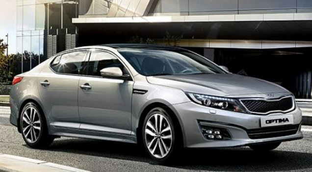 Kia Optima 2.4L Top Price in Saudi Arabia