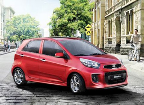 Kia Picanto 1.2L Base  Price in South Korea