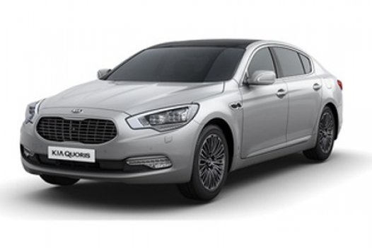Kia Quoris 3.8L Top  Price in Norway