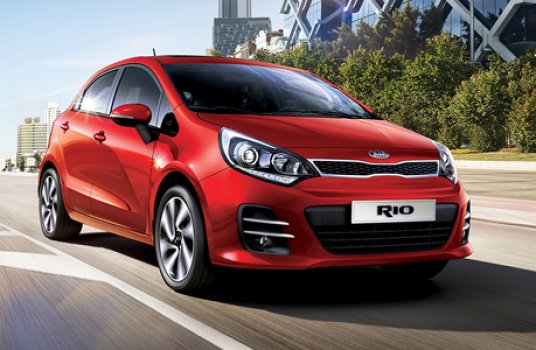 Kia Rio 1.4L Base  Price in Hong Kong
