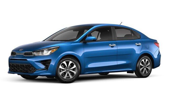 Kia Rio LX 2022 Price in USA