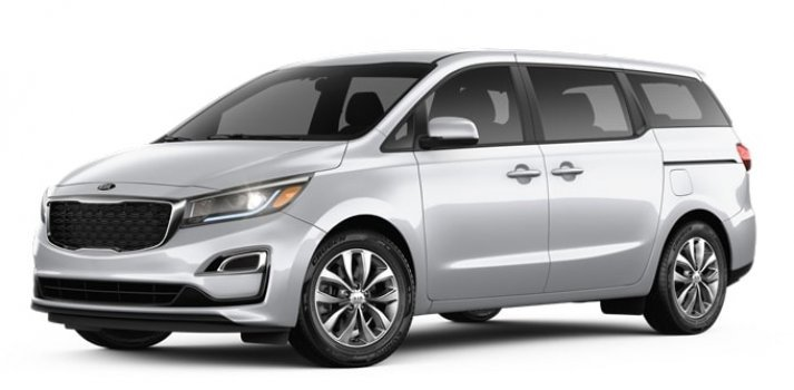 Kia Sedona SX 2021 Price in China
