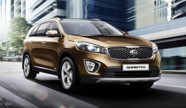 Kia Sorento 2.4L Base  Price in Indonesia