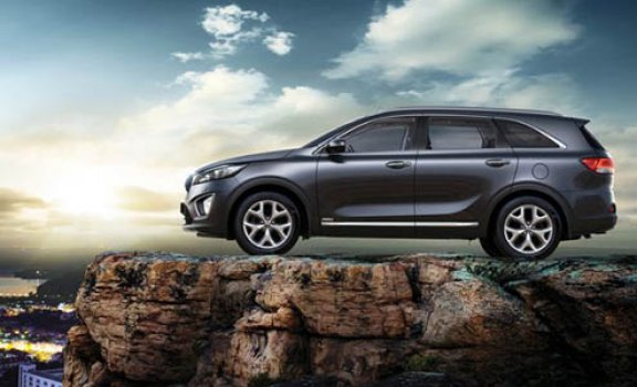 Kia Sorento 2.4L Top  Price in Hong Kong