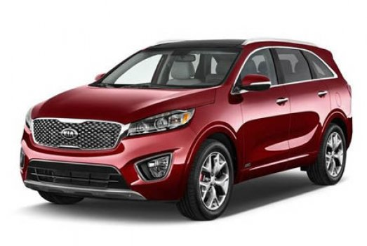 Kia Sorento 3.5L Top  Price in Hong Kong