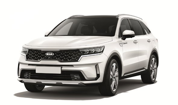 Kia Sorento SX AWD 2021 Price in Hong Kong
