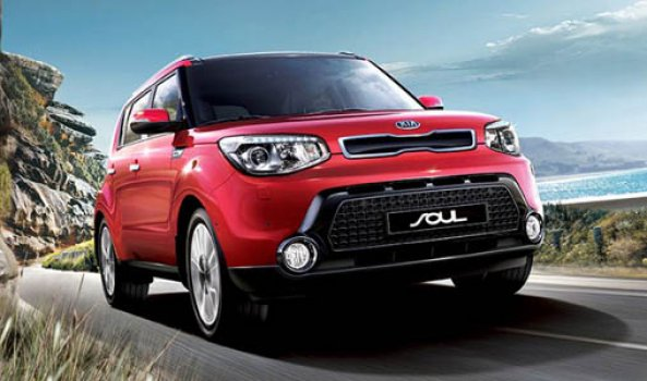 Kia Soul 1.6L Base  Price in Hong Kong