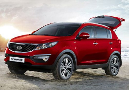 Kia Sportage 2.4L Base Price in Indonesia