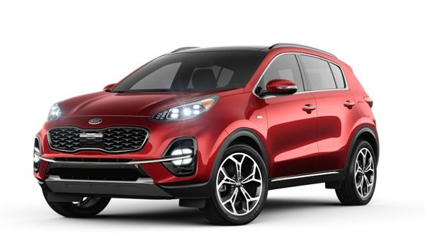 Kia Sportage LX AWD 2022 Price in South Korea