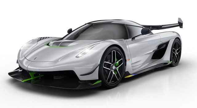 Koenigsegg Jesko 2020 Price in France