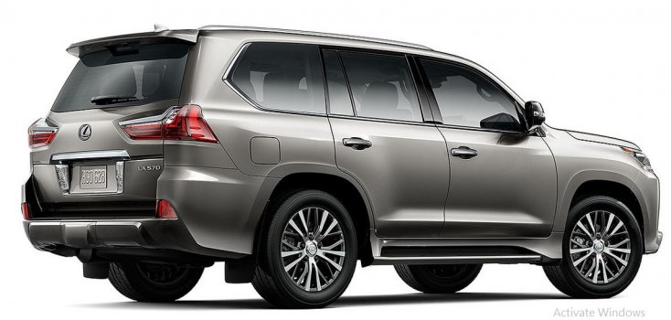 Lexus LX-Series 570 Platinum 2017 Price in Oman