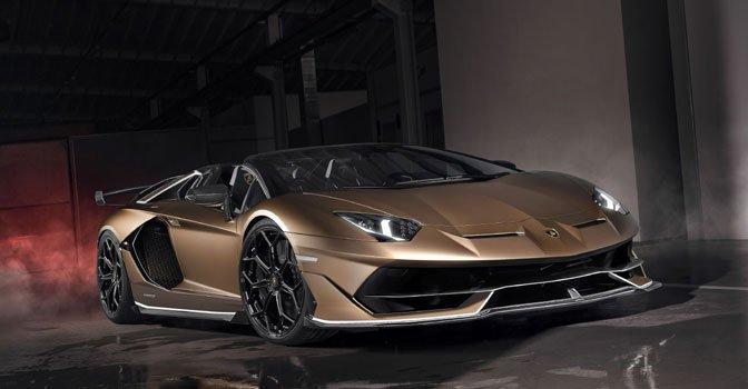 Lamborghini Aventador S Roadster 2020 Price in South Africa