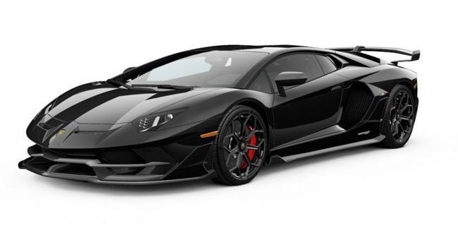 Lamborghini Aventador SVJ 2020 Price in China