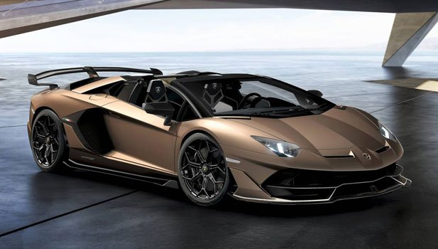 Lamborghini Aventador Svj 2020 Price In Malaysia Features And