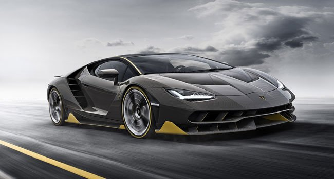 Lamborghini Centenario 2020 Price in Spain