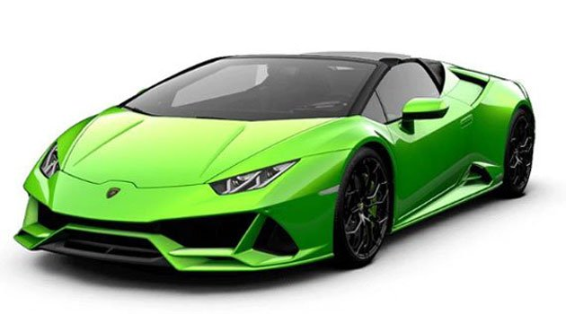 Lamborghini Huracan Evo Spyder 2020 Price in China