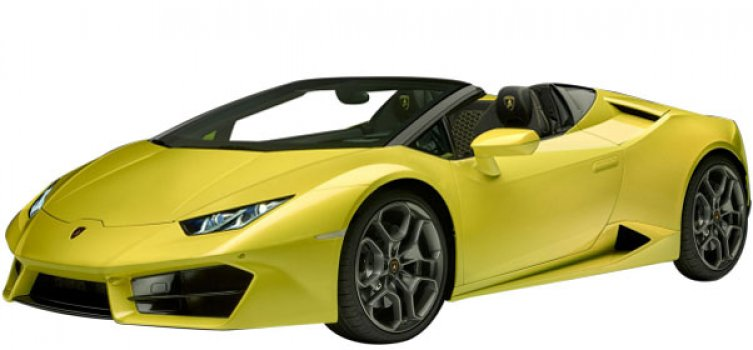 Lamborghini Huracan LP 580-2 Price in Spain