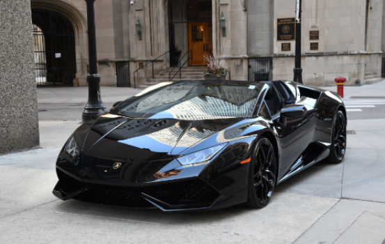 Lamborghini Huracan LP 610-4 Spyder 2018 Price in United Kingdom