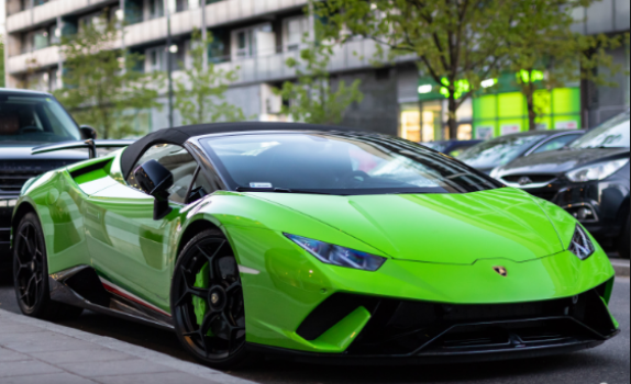 Lamborghini Huracan LP640-4 Performante Spyder 2018 Price in Nigeria