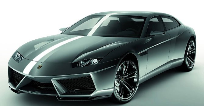 Lamborghini Sedan 2021 Price in Italy