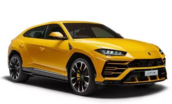 Lamborghini Urus SUV 2020 Price in Italy