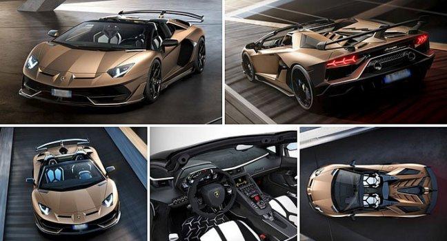 Lamborghini Aventador SVJ Roadster 2020 Price In Greece