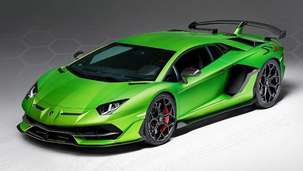 Lamborghini Aventador SVR Track-Only Edition 2023 Price in Germany