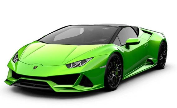 Lamborghini Huracan Evo Spyder RWD 2020 Price in China