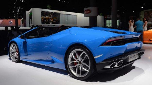 Lamborghini Huracan LP 610-4 Spyder 2017 Price in Australia
