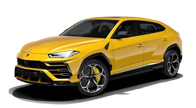 Lamborghini Urus Pearl Capsule 2021 Price in India