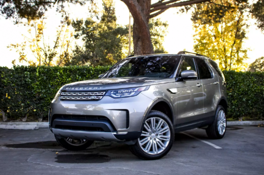 Land Rover Discovery HSE Luxury 2018 Price in Dubai UAE