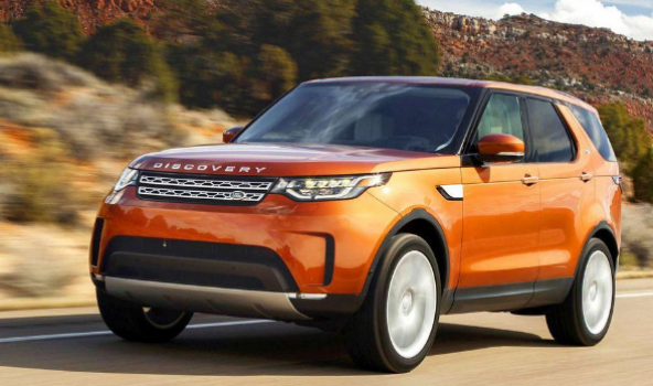 Land Rover Discovery HSE Luxury TD6 2019 Price in Pakistan