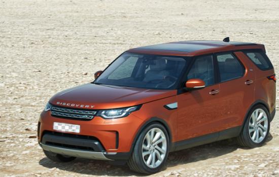 Land Rover Discovery SE 2018 Price in Dubai UAE