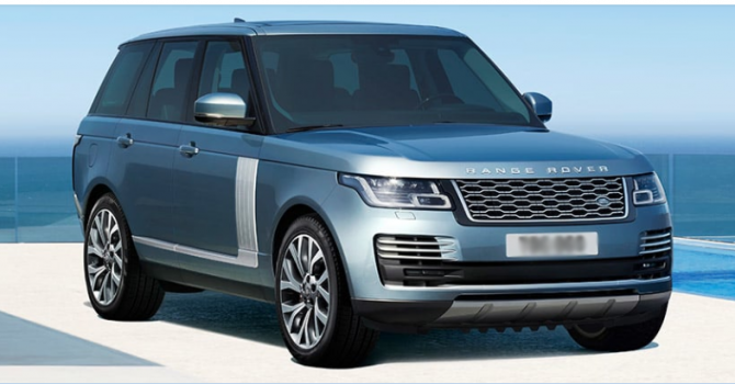 Land Rover Range Rover Autobiography 2019 Price in Saudi Arabia
