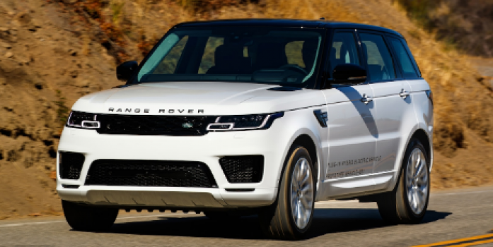 Land Rover Range Rover HSE P400e PHEV 2019 Price in Egypt