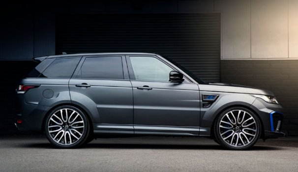 Land Rover Range Rover Sport 5.0 SVR 2019 Price in Macedonia