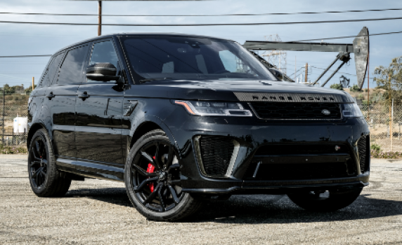 Land Rover Range Rover Sport SVR 2018 Price in India
