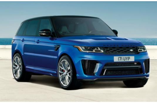 Land Rover Range Rover Sport SVR 2019 Price in Oman