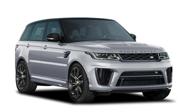 Land Rover Range Rover Sport V8 SVR 2022 Price in France
