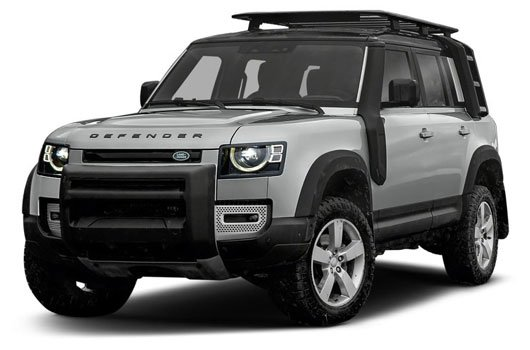Land Rover Defender 110 HSE 2020 Price in India