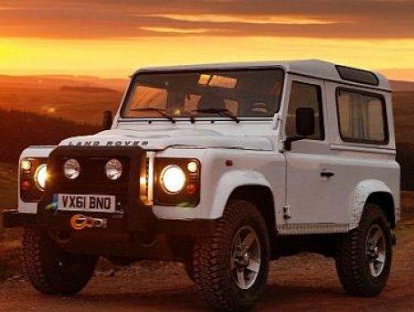Land Rover Defender 90 Price in Pakistan