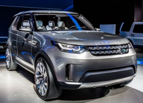 Land Rover Discovery HSE Luxury Price in Dubai UAE
